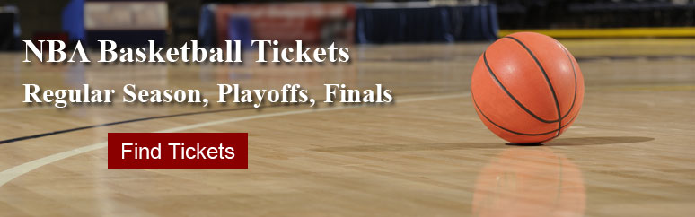 NBA Basketball Playoffs and Finals Tickets